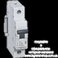 Автоматический выключатель Legrand RX3 63A 1P 4,5kA