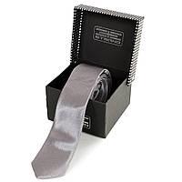 Мужской узкий шелковый галстук ETERNO (ЭТЕРНО) EG624