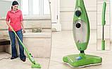 Пароочиститель для дома H2O Mop X5 - паровая швабра, фото 2