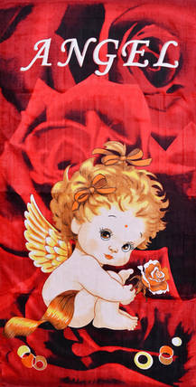 "Полотенце пляжное ""Angel"" (V1061/24) | 6 шт., фото 2"