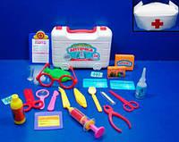 Детский игровой набор Доктора Волшебная аптечка 2551