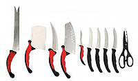 Набор из 5 Острых Кухонных Ножей CONTOUR PRO ЛЕГЕНДА!