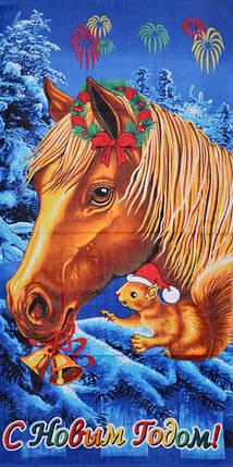 "Банное полотенце ""Horse"" (арт. V1061/27), фото 2"