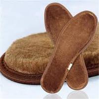 Стельки для обуви теплые