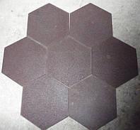 Резиновые плиты премиум класса