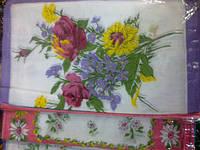 Носовой платок женский в упаковке хлопок, фото 1