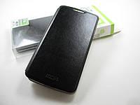 Кожаный чехол MOFI Lenovo A516 (черный)