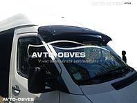 Козырек ветрового стекла солнцезащитный для VolksWagen LT (установка на кронштейны)