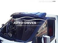 Солнцезащитный козырек для Ford Transit 2006-2014 (установка на кронштейны)