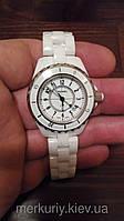 Женские наручные , керамические часы Chanel (Шанель)