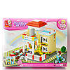 Конструктор Sluban Розовая мечта Загородный дом