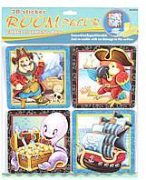 Декорации для детской комнаты Mota Пираты (RDS-503)