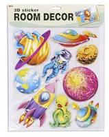 Декорации для детской комнаты Mota Космос (RDS-103)