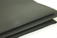 Канва вышивальная (цветная) Черная 15см х 20см