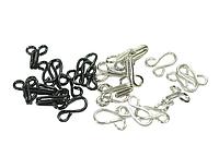 Крючки  пришивные (Упаковка 10шт.) Черные 3
