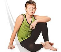 Кальсоны подштанники для мальчика Дюна, черные, т.синие (р.128/134, 140/146)