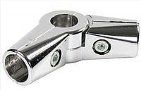Держатель-соединитель для труб R43 двойной поворотный система джокер