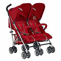 Прогулочная коляска Twinyx Cybex w/o RC - w/BB / Hot & Spicy-red