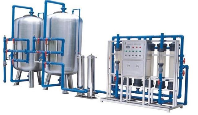 Комплексы по подготовке и разливу воды