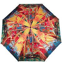 Зонт женский компактный автомат ZEST (ЗЕСТ) Z24984-3