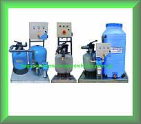 Кристалл 2000 системы очистки и рециркуляции воды