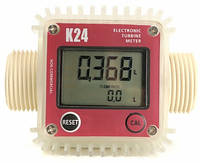 Электронный счетчик учета топлива К24, фото 1