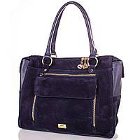 Женская сумка из натуральной замши и качественного кожезаменителя ETERNO (ЭТЕРНО) ETMS0592-6