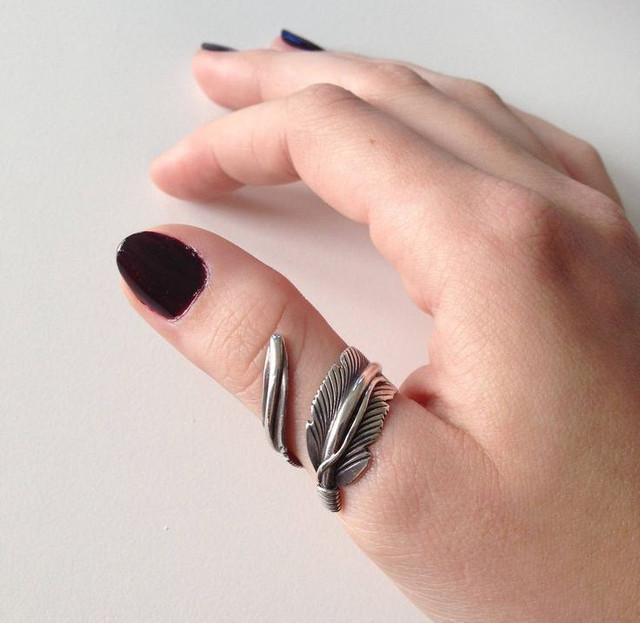 Кольцо на большой палец своими руками 32