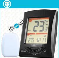 Термометр беспроводной XH-200 с внешним датчиком наружной температуры, фото 1