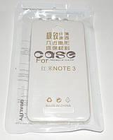 Чехол бампер силиконовый для Xiaomi Redmi Note 3  УЛЬТРАТОНКИЙ