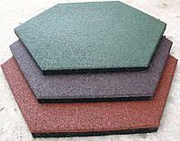Резиновые плиты Eco Form 20.5, 25мм