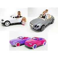 Машина Кабриолет для куклы, в сетке 17-011