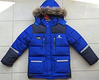 """зимняя  подростковая курточка для  мальчиков """"Спорт"""""""