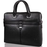 Мужская сумка из качественного кожезаменителя с карманом для ноутбука BONIS (БОНИС), коллекция JIN DIAO SHI6831-3