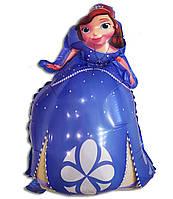 Воздушный шарик София прекрасная 54 х 42 см. из полимерной пленки