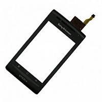 Тачскрин для SONY ERICSSON E15i/X8 с чипом Synaptics черный