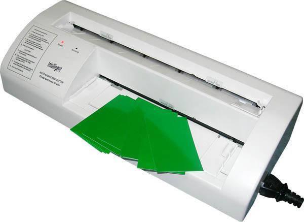 Нарезатель визиток HT-624 (50 x 90 мм), фото 2