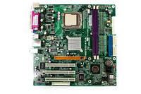 Плата S775 MSI под AGP ВИДЕОКАРТУ и на DDR2 держит INTEL Pentium 4 и Pentium D 775 FSB 800 c ГАРАНТИЕЙ