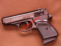 Пистолет стартовый Ekol Major (Black) 9мм