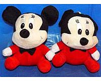 Мягкая игрушка Микки маус 1437