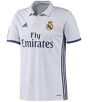 Футбольная форма Реал Мадрид (Real Madrid) 2016-2017 Домашняя, фото 1