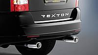 Раздвоение выхлопной SsangYong Rexton 2007-2013