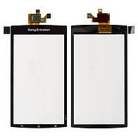 Сенсор для SONY ERICSSON LT18i Xperia arc S/LT15i Xperia arc черный