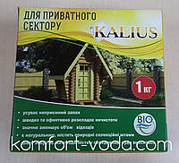 Биопрепарат для выгребных ям KALIUS, 1 кг