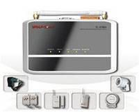 GPRS система охранной сигнали зации с передачей  MMS сообщений и фоторегистрацией