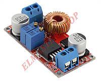 Понижающий стабилизатор тока и напряжения DC-DC конвертер 5А