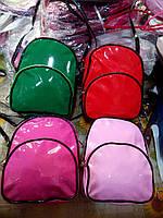 Детские лакированные сумочки для девочек