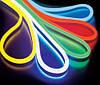 Светодиодный Led неон гибкий Flex. Решение для праздничного освещения