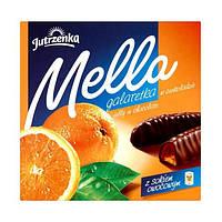 Галаретка в шоколаде с апельсиновым соком «Меllа» 190г Польша
