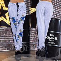 Спортивные женские брюки,норма 42+